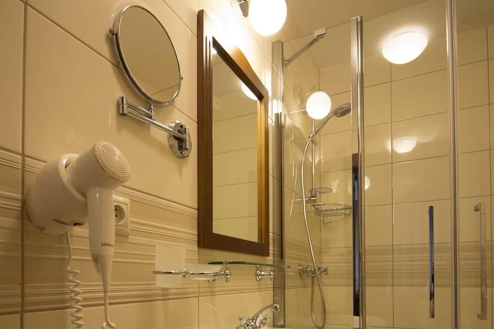 Chambre Exclusive avec lits jumeaux - Salle de bain