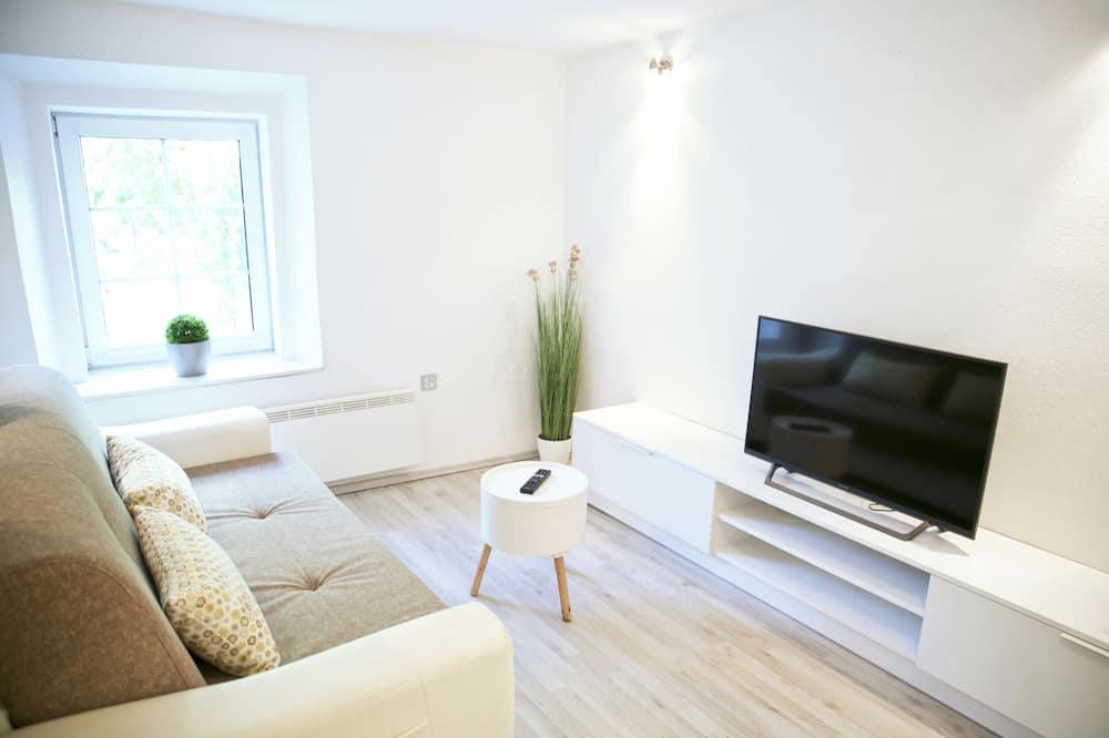 Comfort Apartment (4) - Living Area