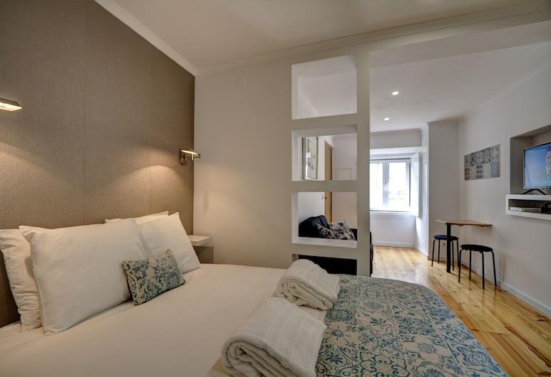 Martim Vaz Design by Apartments Alfama, Lisboa, Studio, Rom