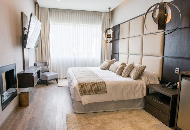 Huper Hotel Boutique, Cochabamba, Suite Presidenziale, idromassaggio, Camera