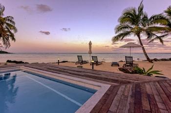 Picture of Moana Sands Lagoon Resort in Rarotonga