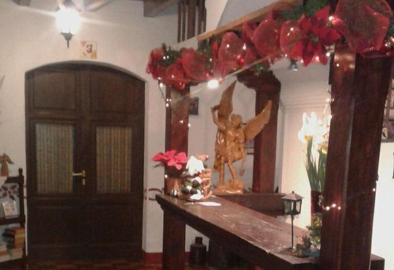 Hotel Casa Maria Jose, Antigua Guatemala, Reception