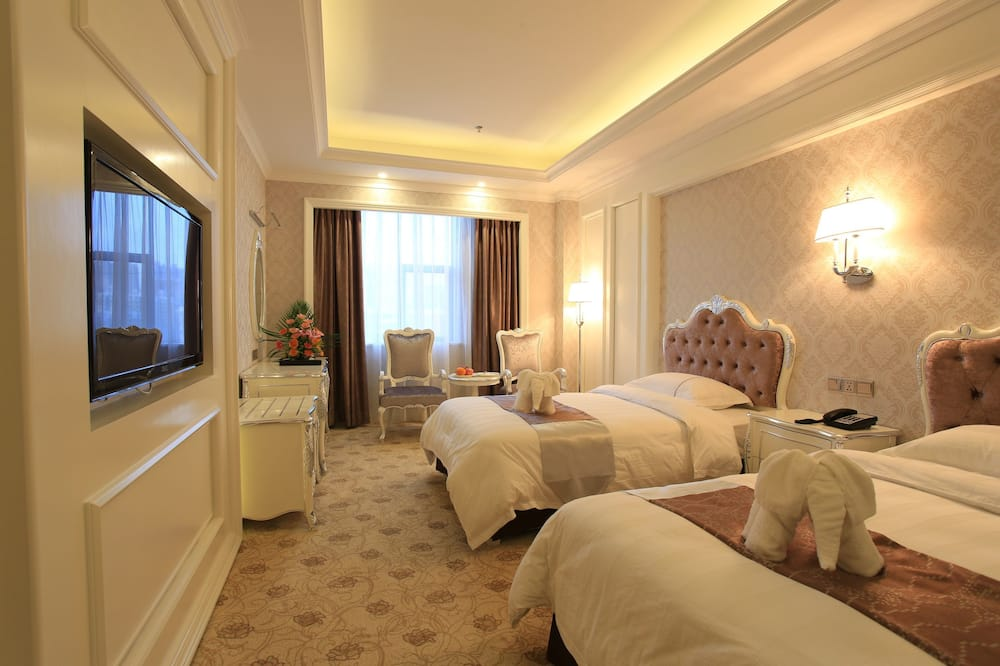 חדר ביזנס טווין - חדר אורחים