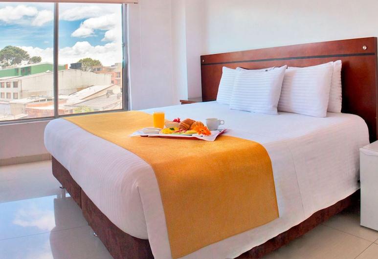Hotel Dorado Gold Bogota, Bogotá, Guest Room