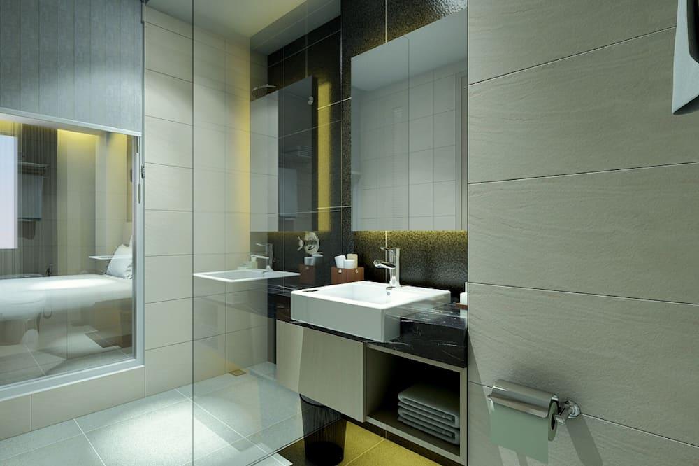 Pokój Deluxe, Łóżko king - Łazienka