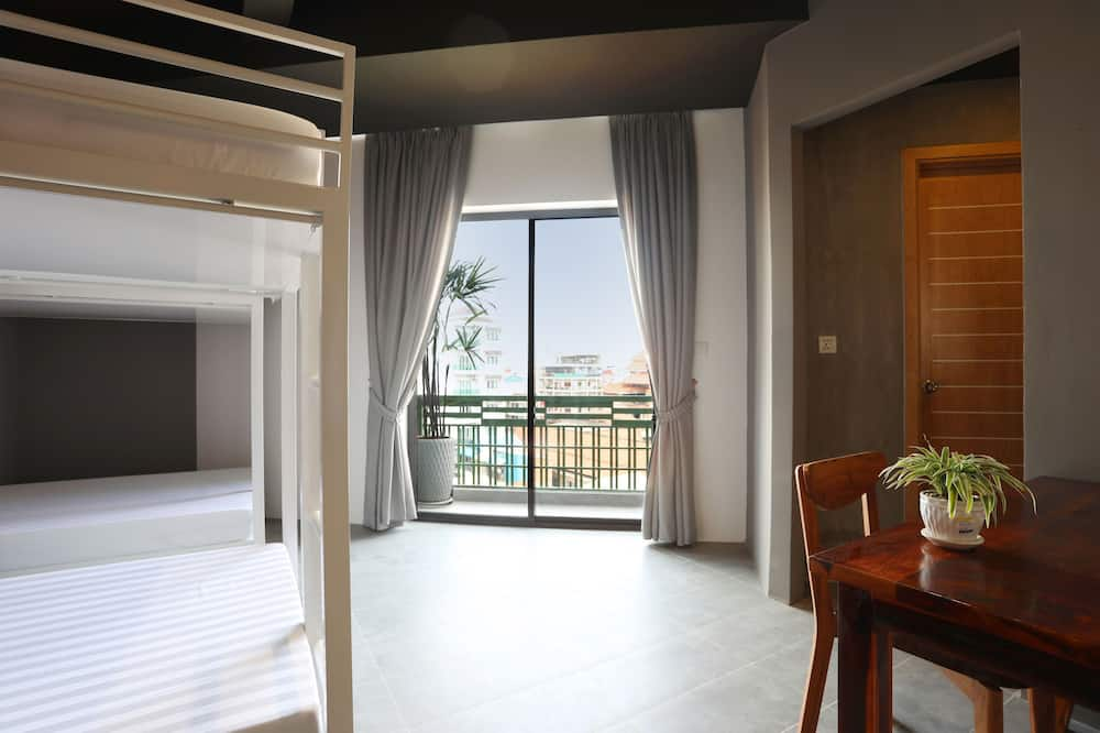 Shared Dormitory, Mixed Dorm (1 Bed in 4-Bed) - Guest Room View