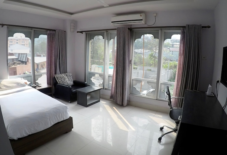 Bhutan Residence, Phuntsholing, Room, 2 Twin Beds, Guest Room View