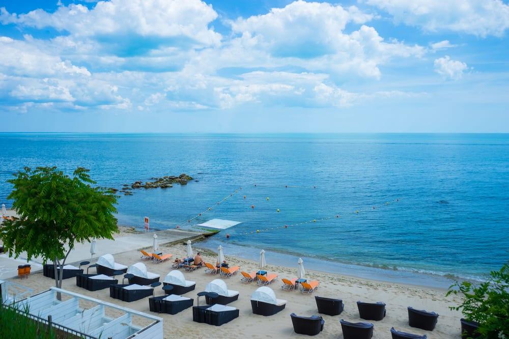 Deluxe Suite, Terrace, Sea View - Beach