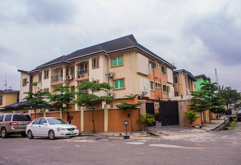 Bavidi Hotel, Lagos, Pohľad na hotel