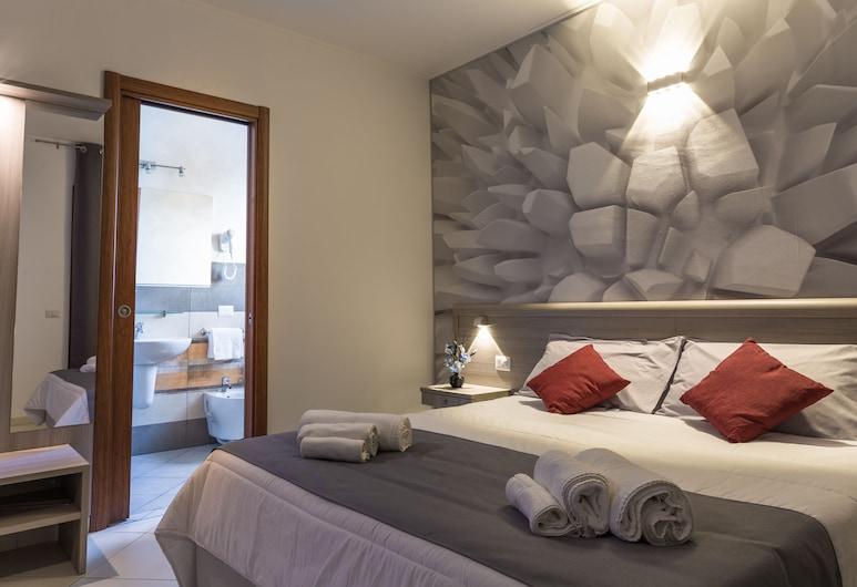 La Piazzetta Guest House, Olbia, Exclusive-Doppelzimmer, 1 Doppelbett, Zimmer