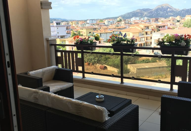 La Piazzetta Guest House, Olbia, Taras/patio