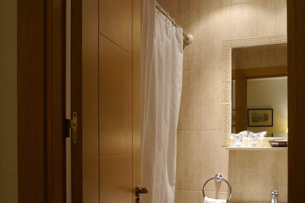 Chambre Simple - Salle de bain