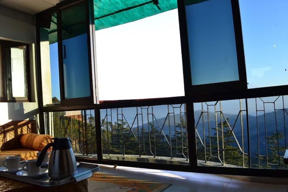 Paaugstināta komforta numurs - Balkons