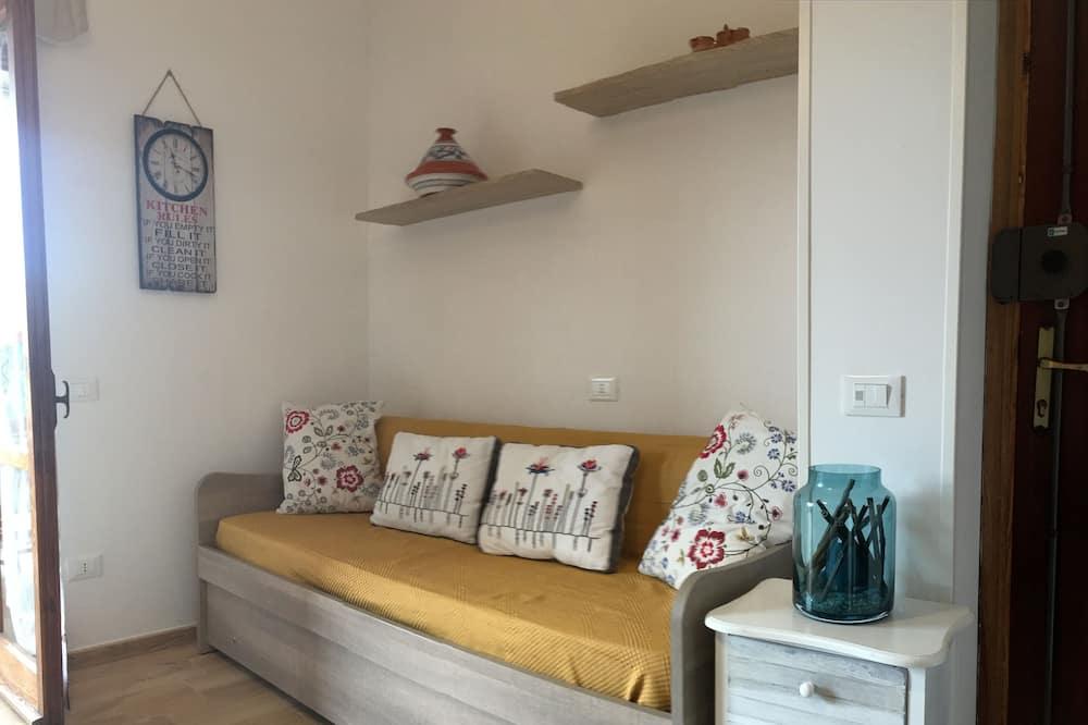 Διαμέρισμα (Casa Gialla) - Περιοχή καθιστικού