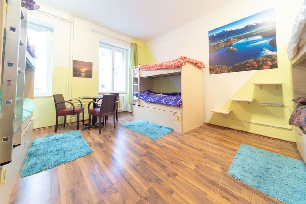 Shared Dormitory, 1 Twin Bed (6-Bed) - Guest Room