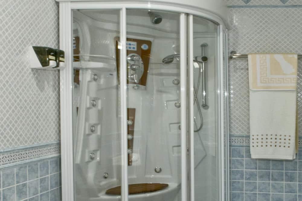 アパートメント 3 ベッドルーム (La Casa del Blanco) - バスルーム