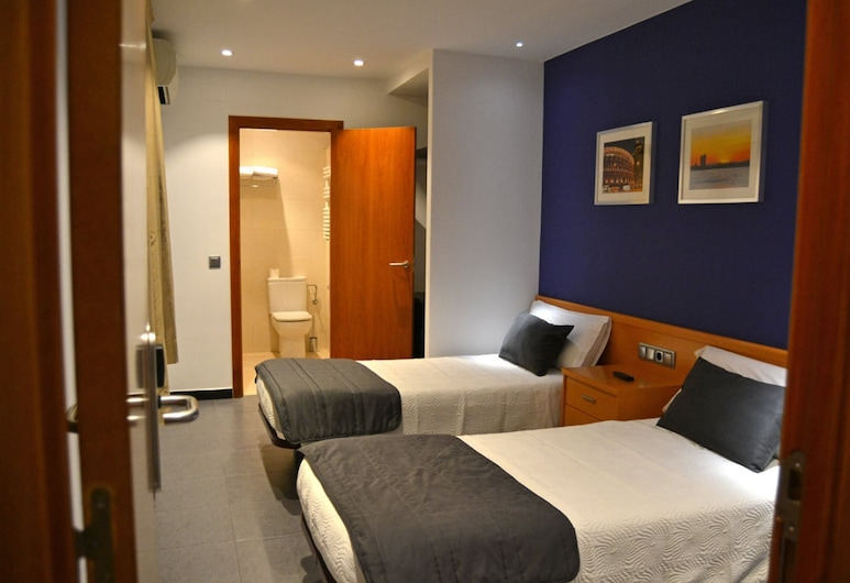 Hostal Apolo, Barcelona, Twin Room, Guest Room