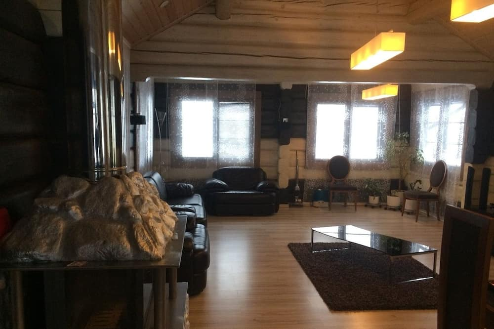 Elite villa, 4 magamistoaga - Elutuba