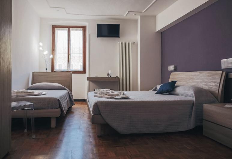 Residenza al Castello, Verona, Tremannsrom – comfort (Tosca), Gjesterom