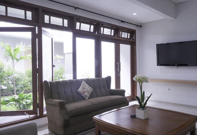 MK House Tendean, Jakarta, Lobby Sitting Area