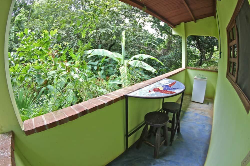 Comfort Double Room, Non Smoking, Garden View - Balcony