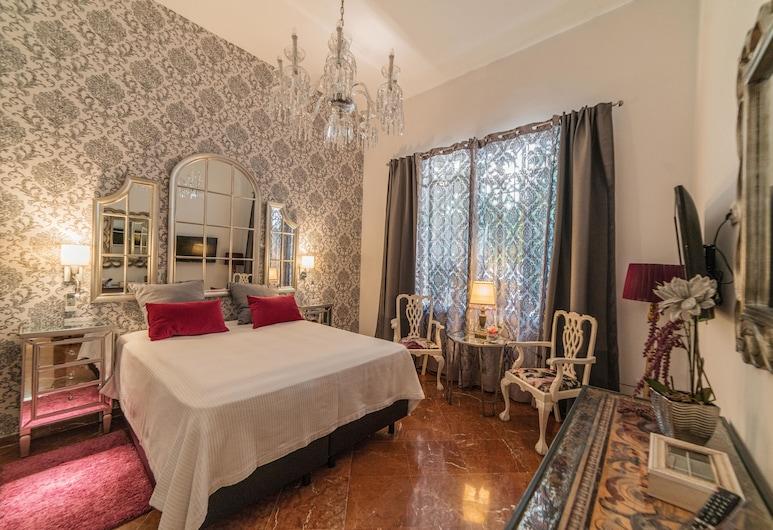Rey Don Pedro Luxury Home, Seville, Dvojlôžková izba typu Superior, Hosťovská izba