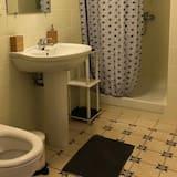 Premium-Apartment, mit Bad - Badezimmer