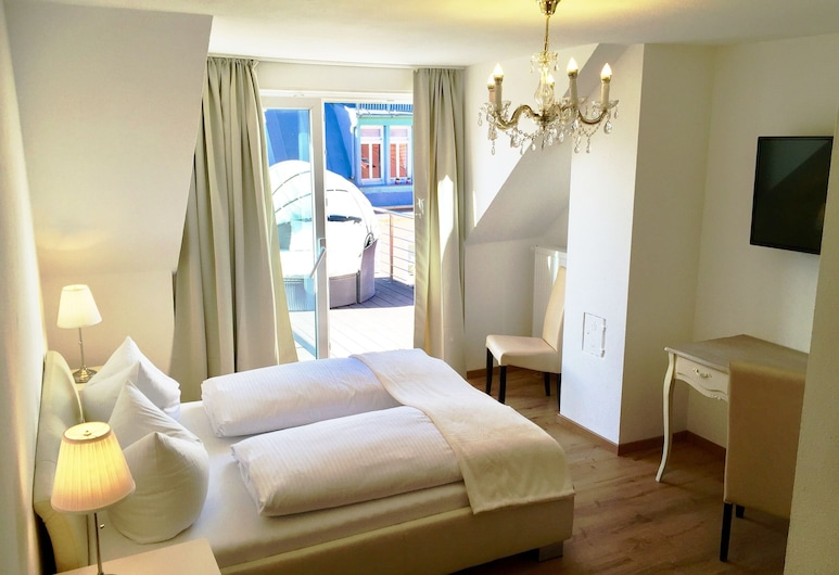 Hotel Anker, Lindau (Bodensee), Double Room, Guest Room