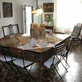 奢華公寓客房 (Impero) (Piazza Massola 1)) - 客廳