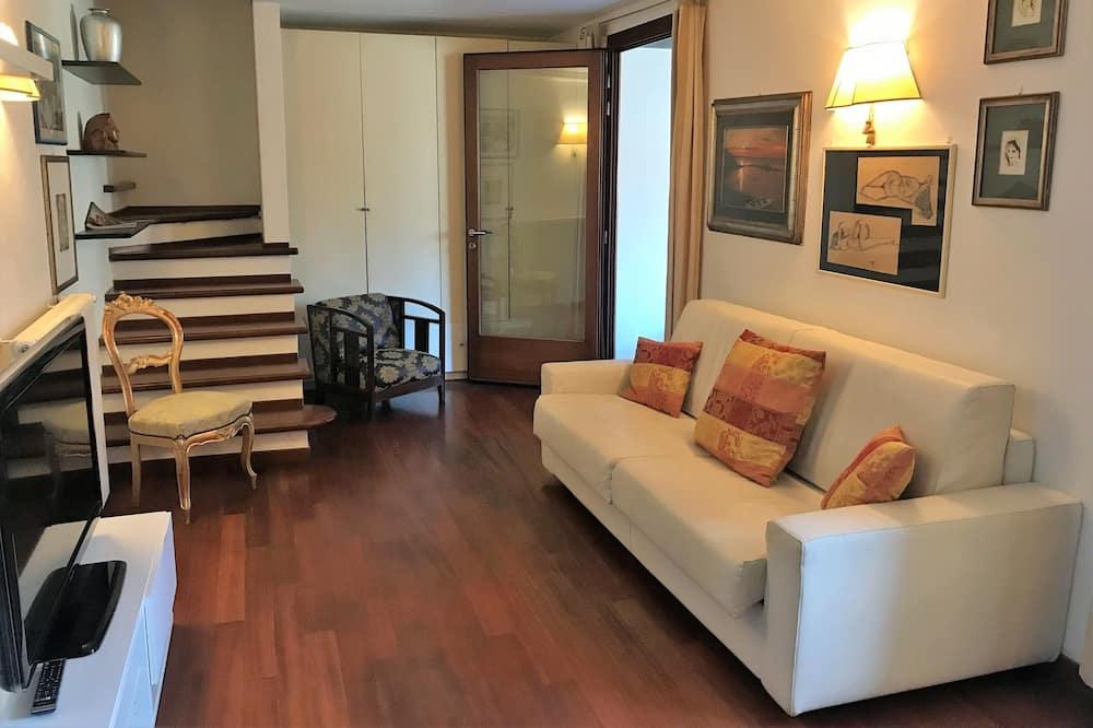 舒適公寓 (Michelangelo - Via Viviani 39) - 客廳