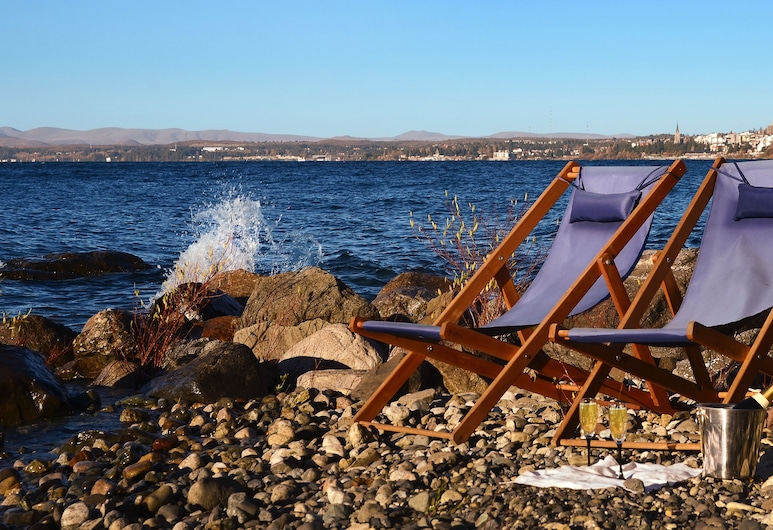 Great 3 Bedroom Home on the Lake Shore H50, San Carlos de Bariloche, Beach