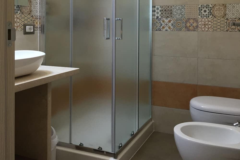 Habitación cuádruple estándar, 1 habitación - Cuarto de baño