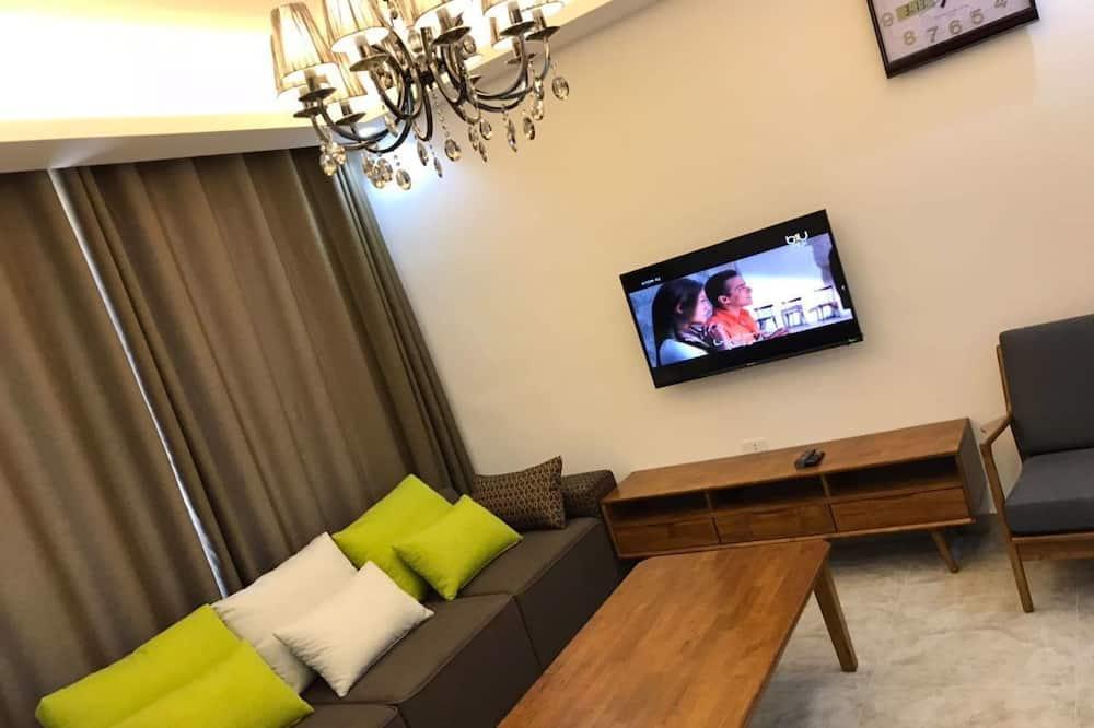 標準雙床房 - 客廳