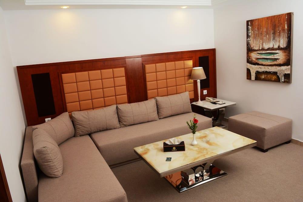 Suite (Ambassador) - Area Keluarga