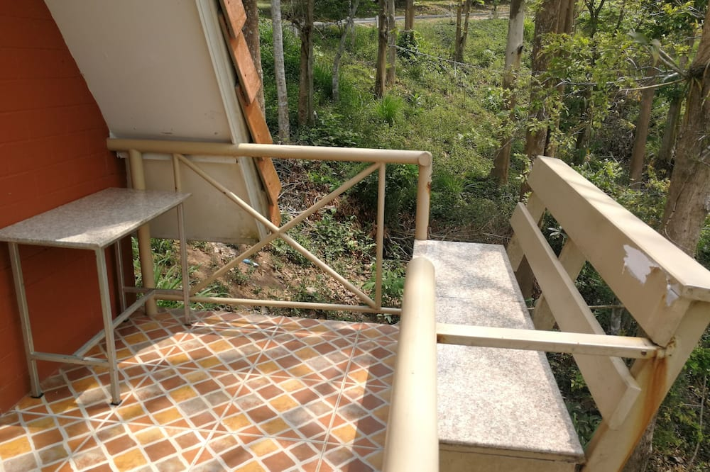 Dreibettzimmer - Balkon