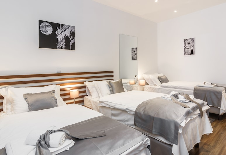 Prima Luxury Rooms, Split, Tremannsrom, Gjesterom