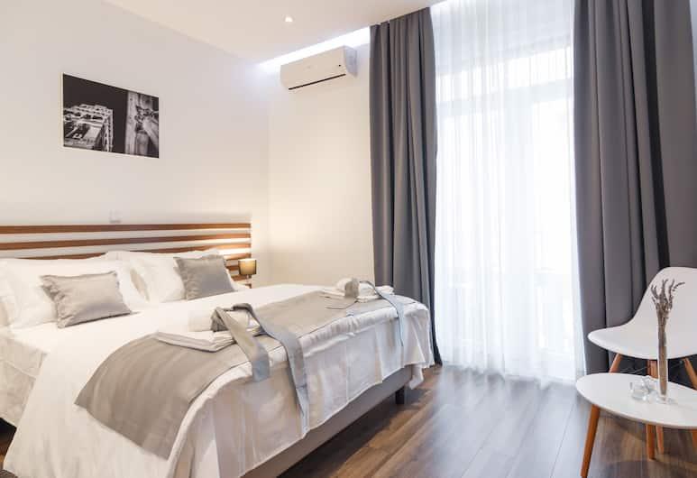Prima Luxury Rooms, Split, Dobbeltrom, 1 kingsize-seng, Gjesterom