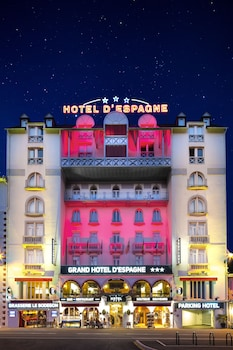 Lourdes bölgesindeki Grand Hôtel d'Espagne resmi