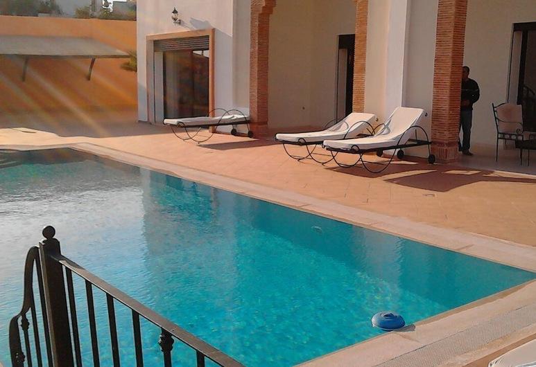 Villa Smail, Agadir, Piscina al aire libre