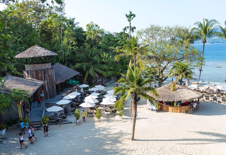 Paradise Beach Backpackers Hostel, Patong, Hotel Bar