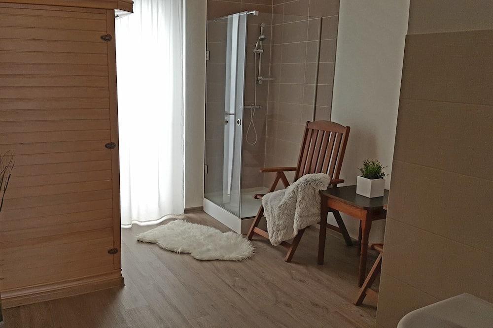Appartement, sauna - Badkamer