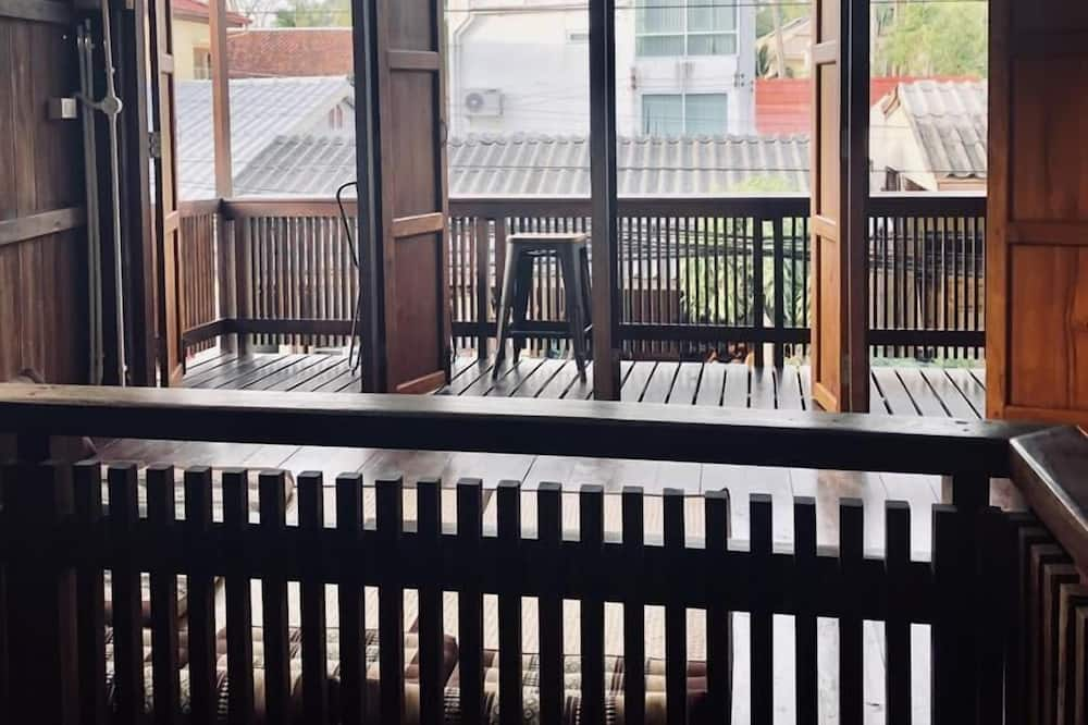 Standard Double Room  - Vistas al balcón