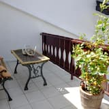 Domek typu Comfort, 3 ložnice - Balkón