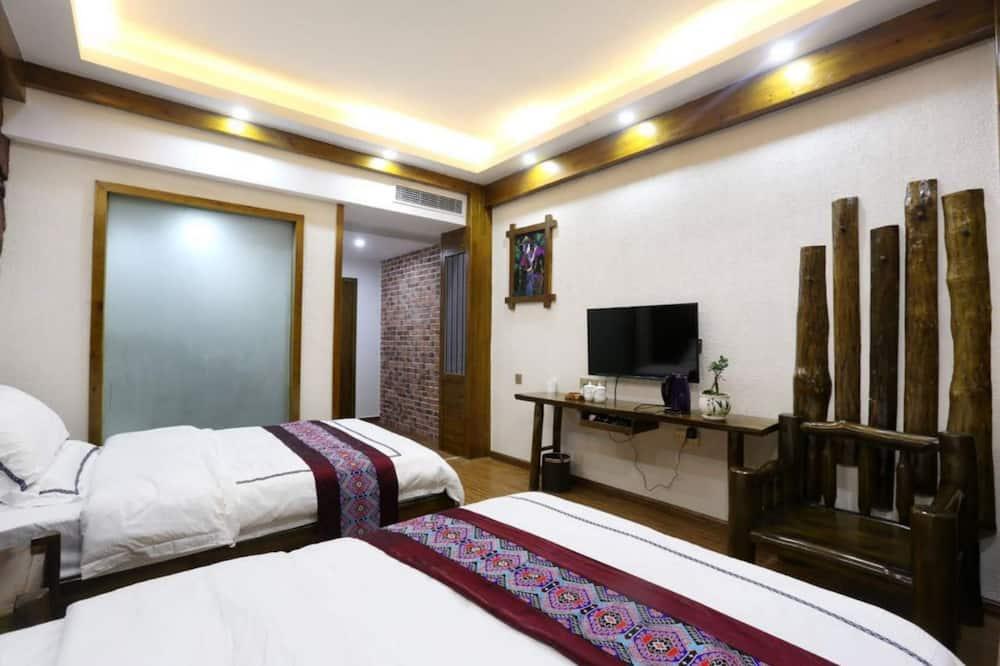 Romantic Δίκλινο Δωμάτιο (Twin) - Δωμάτιο επισκεπτών