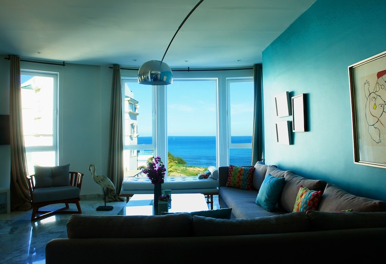 景觀酒店, 瑪沙, 公寓, 客廳