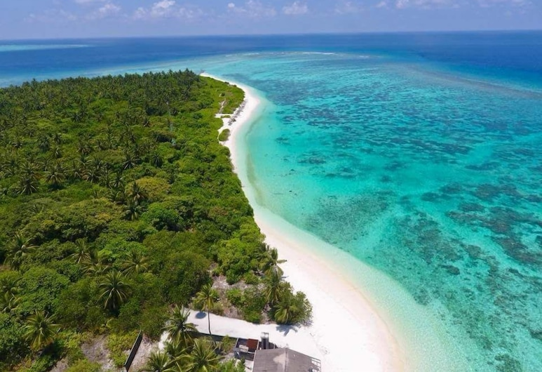 The Castaway Retreat, Feridhoo, Beach