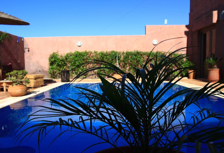 Villa Amyour Roa, Mirleft, וילה, 4 חדרי שינה, בריכה פרטית, מרפסת/פטיו