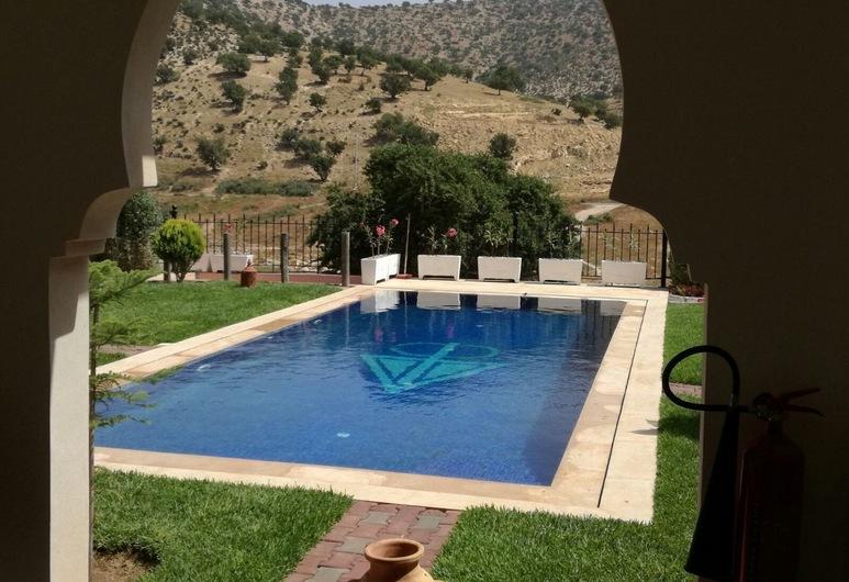 Villa Paradis Nomade, Agadir, Piscina all'aperto