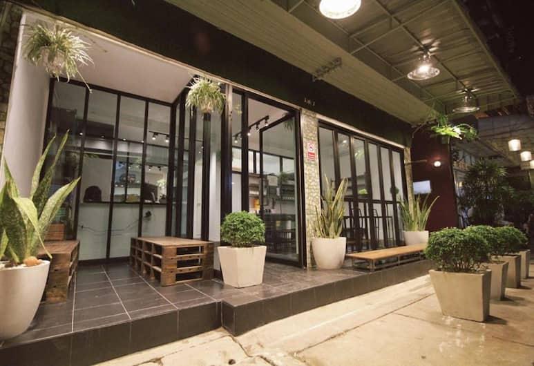 Mint Hostel, Bangkok, Außenbereich