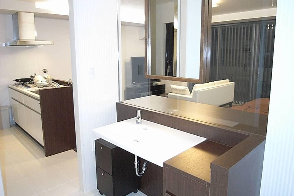 Люкс (Top Floor, 45m2) - Ванная комната